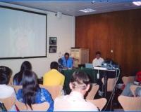 5_Presenting Papers in Seminar at Oxford University
