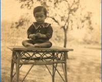 Sadiq Naqvi_1 Year Old_6th October 1937